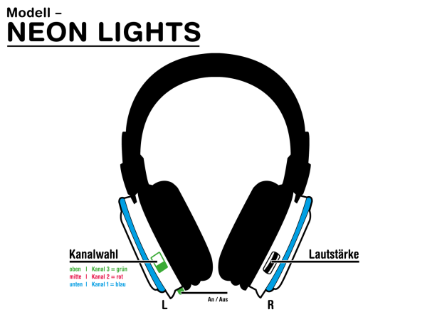 Silent Disco, Kopfhörerparty, Silent Party, Silent Disco Events, Silent Disco mieten, Silent Party Equipment, Silent Disco Equipment, Silent Disco Kopfhörer, Silent Party Kosten, Silent Disco leihen, NEON Lights, Neonbright